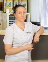 Медицинская сестра - Логинова Светлана Львовна